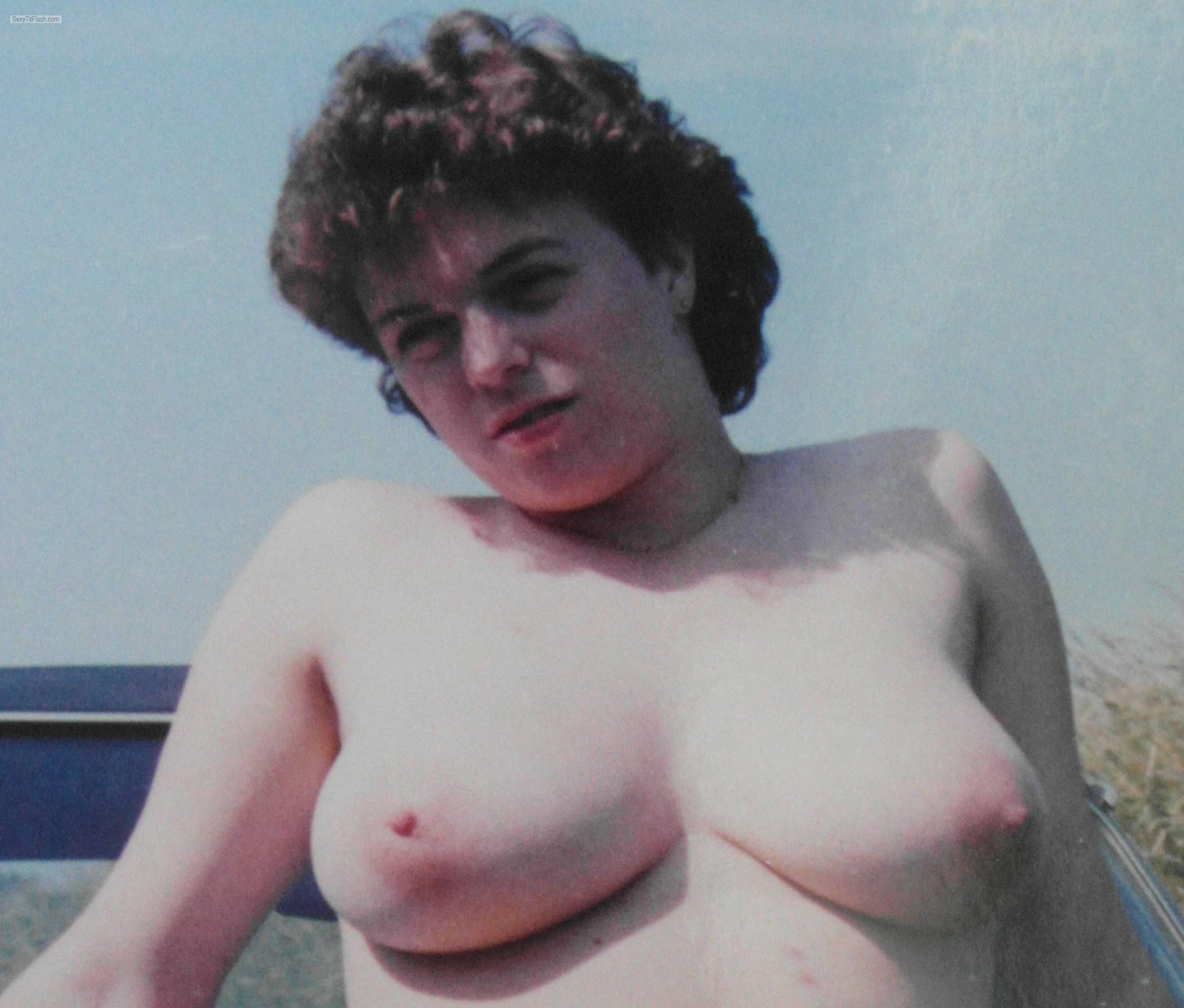 Very big Tits Of A Friend Retro Nude