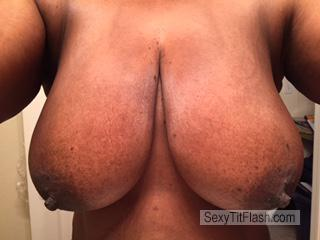 My Very big Tits Selfie by Mature BWC Lover