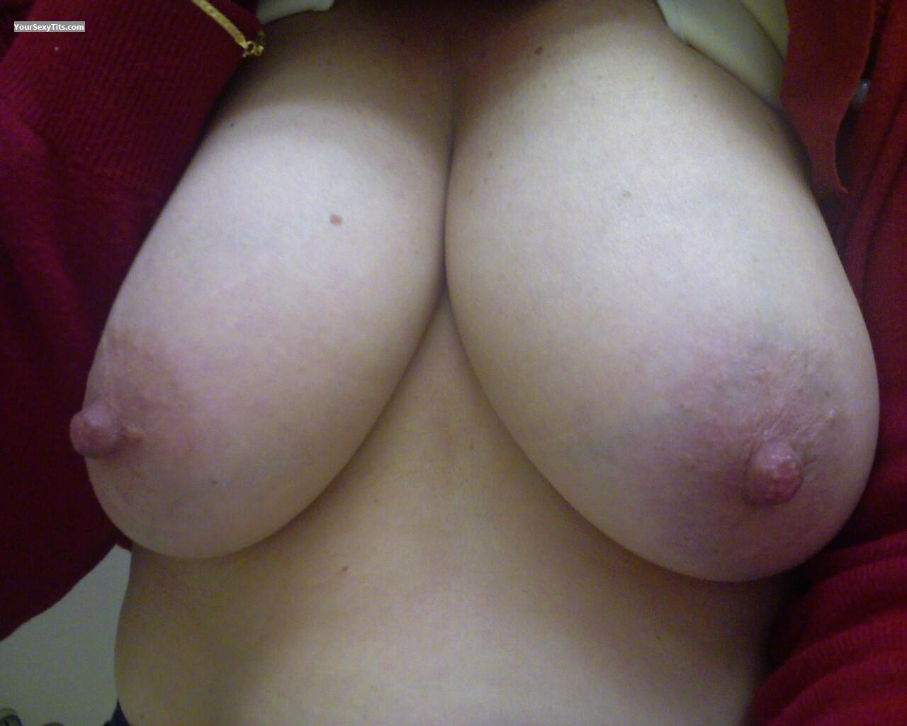 My Very big Tits Selfie by Bunny