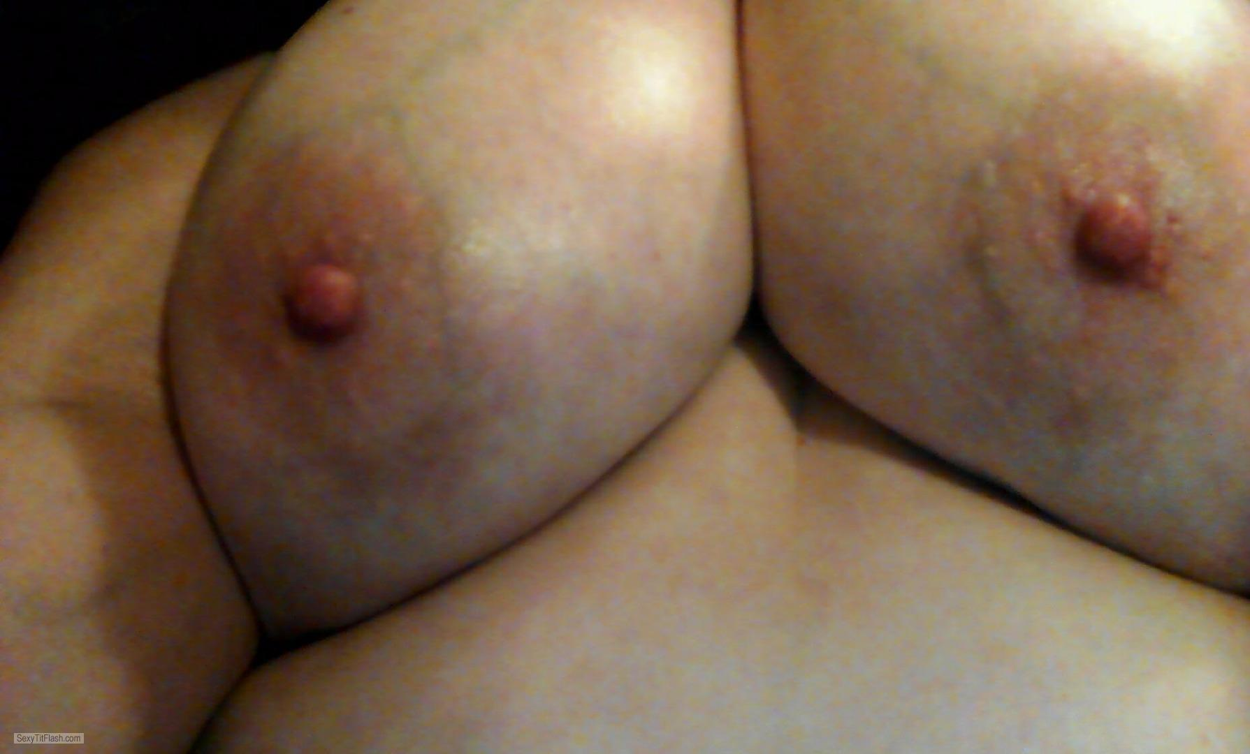 My Very big Tits Selfie by U Like?