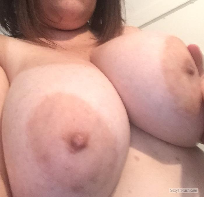 My Very big Tits Selfie by Cleavagequeen