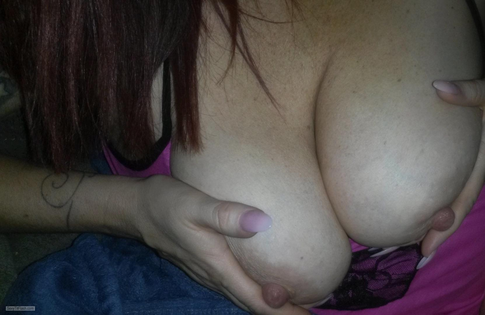 Very big Tits Of My Wife Wife