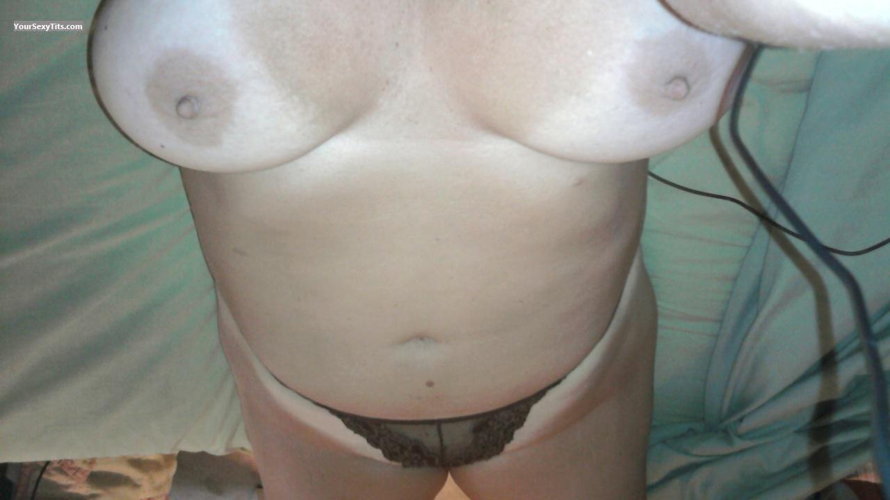 My Very big Tits Selfie by Sweet Thang