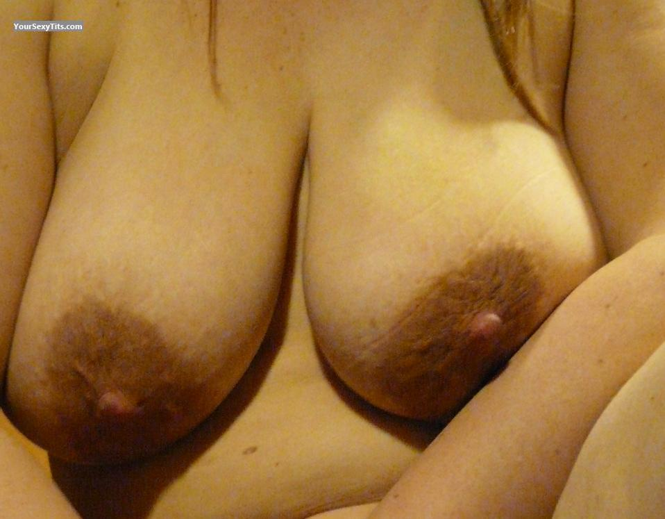 Tit Flash: Very Big Tits - Grandes Tetas from Spain