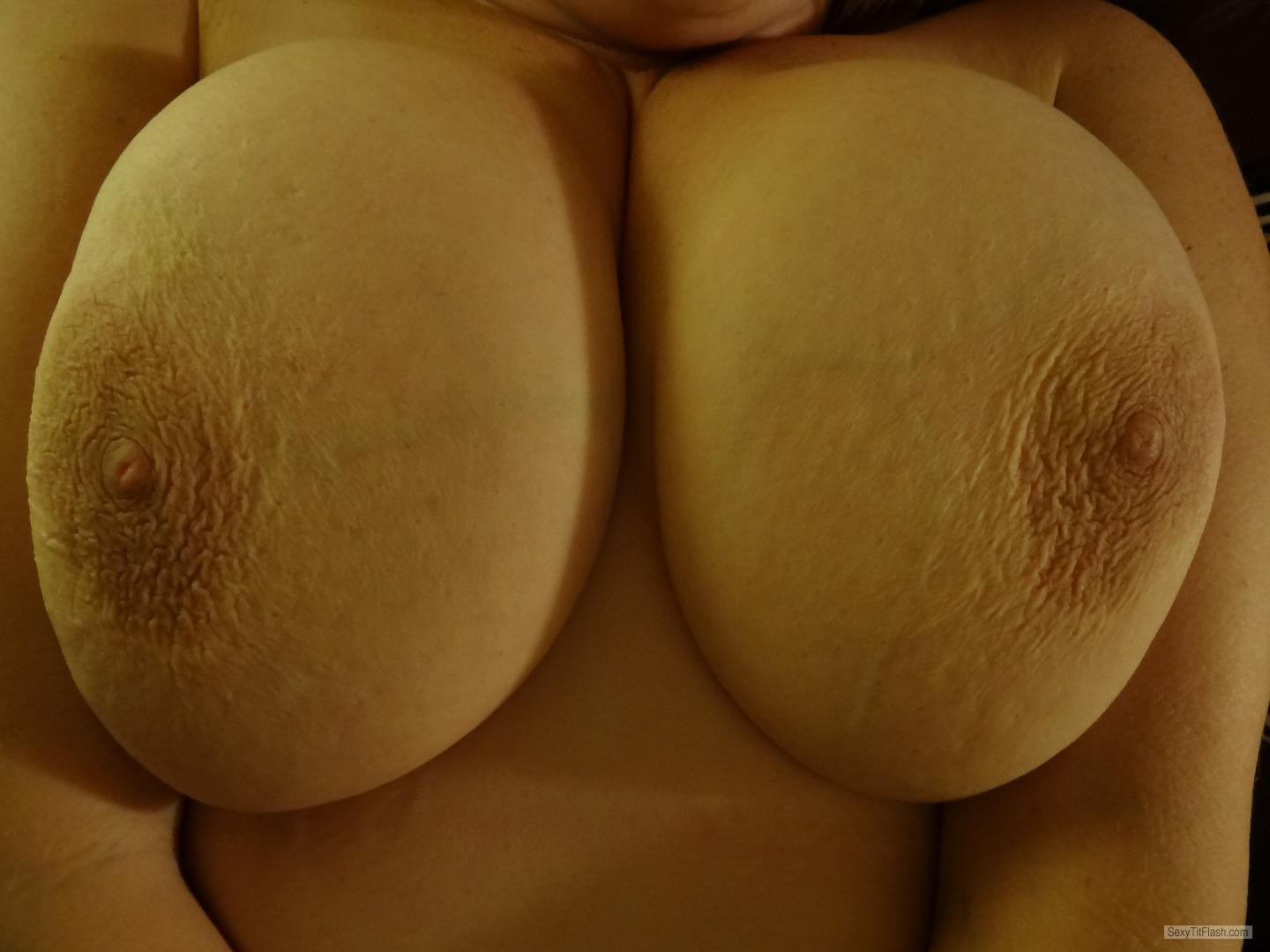 My Very big Tits Selfie by Banana Valley