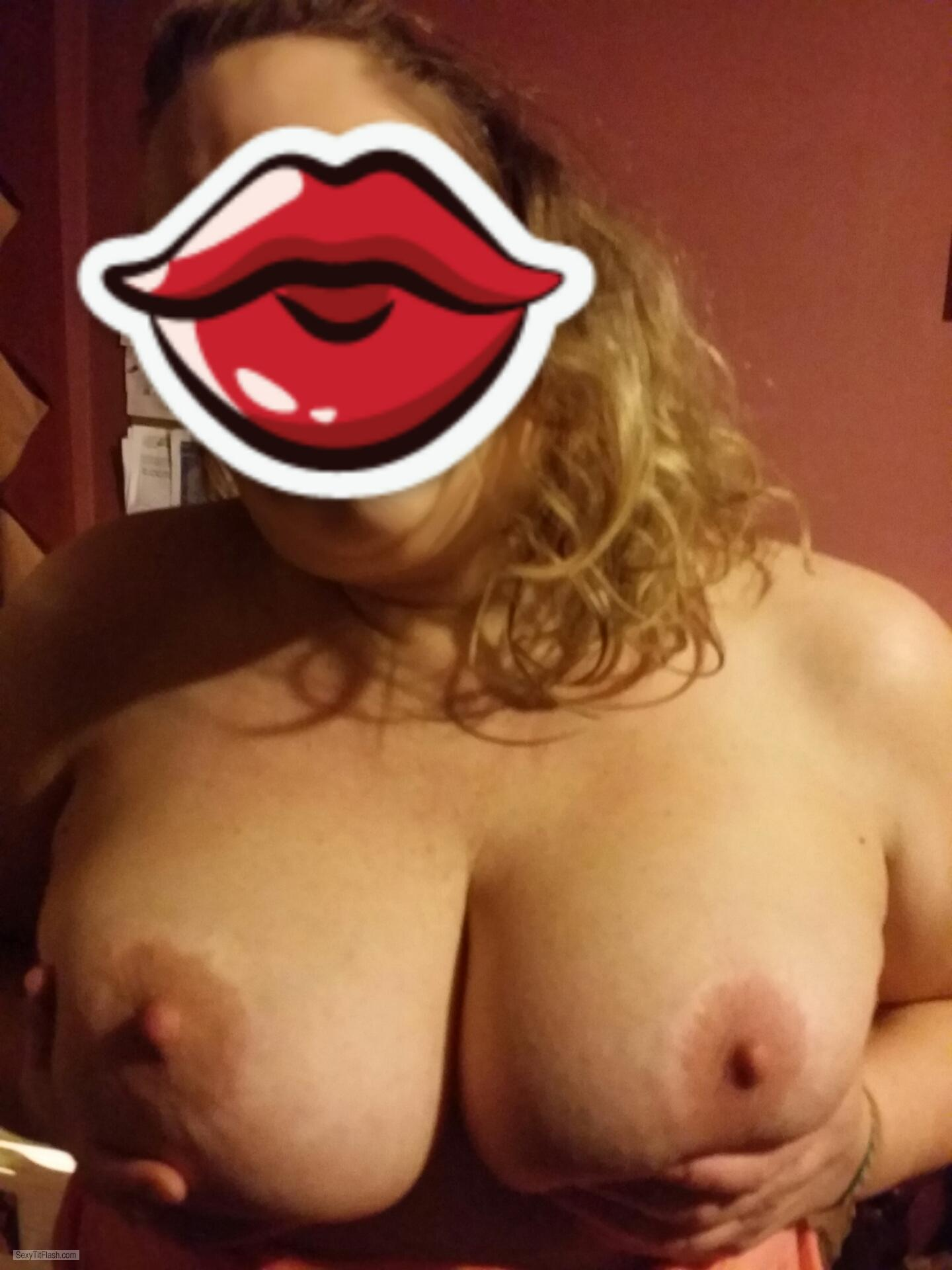 My Very big Tits Bored Milg