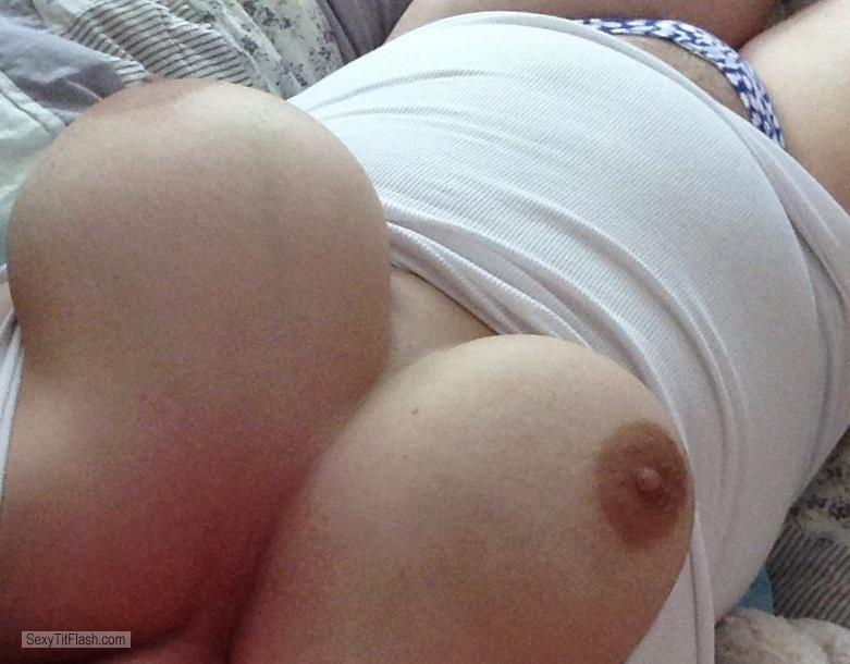 My Very big Tits Selfie by Cum Princess