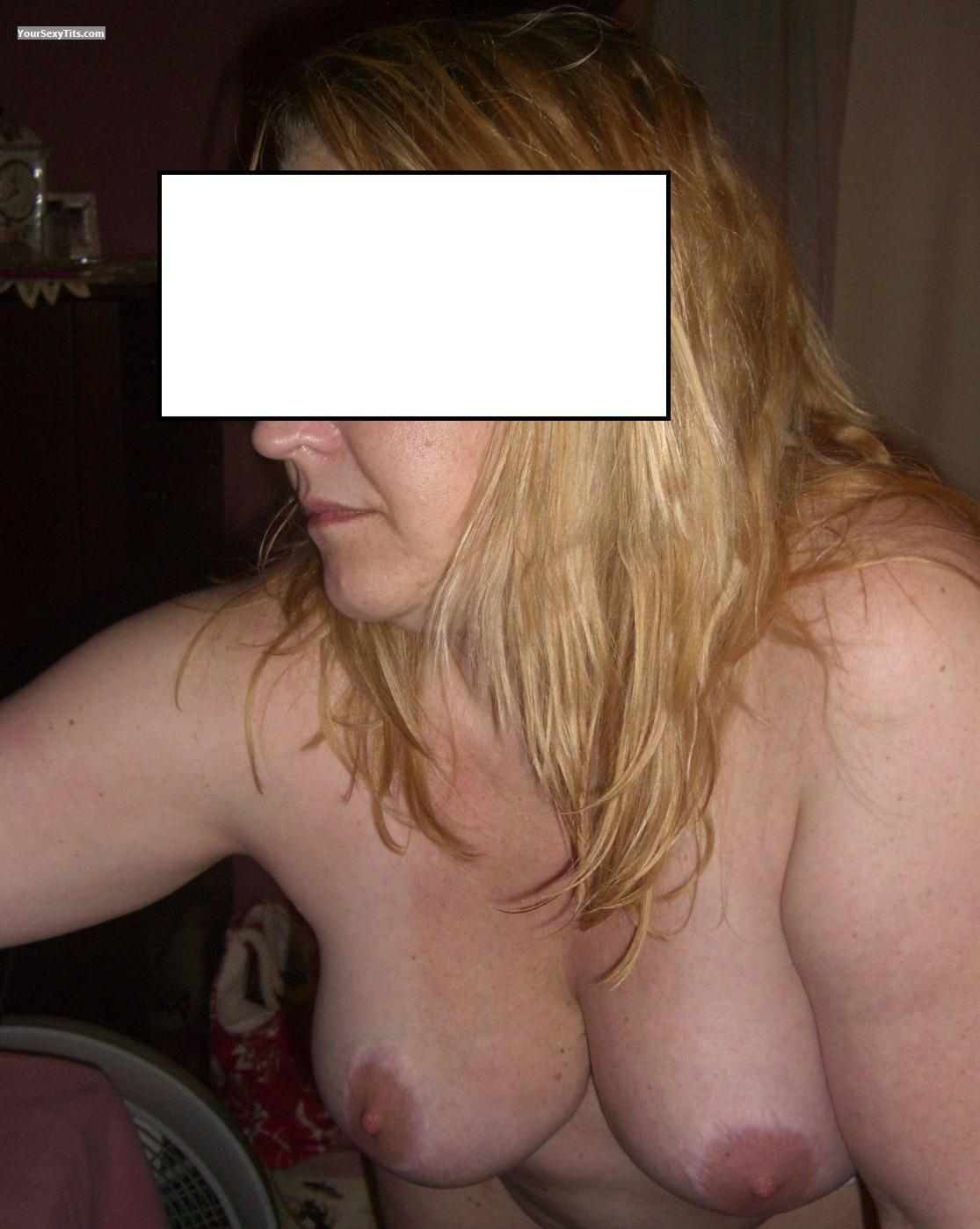 My Very big Tits Getting Ready