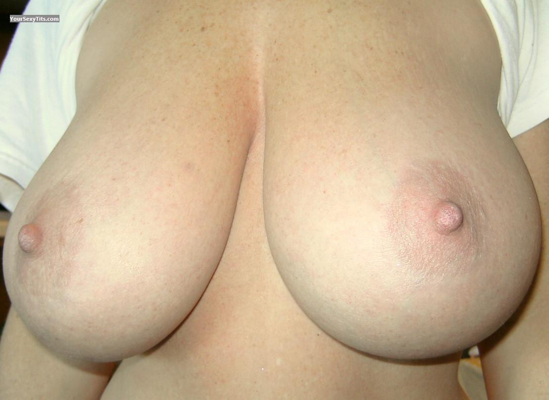 Very big Tits Real Deal