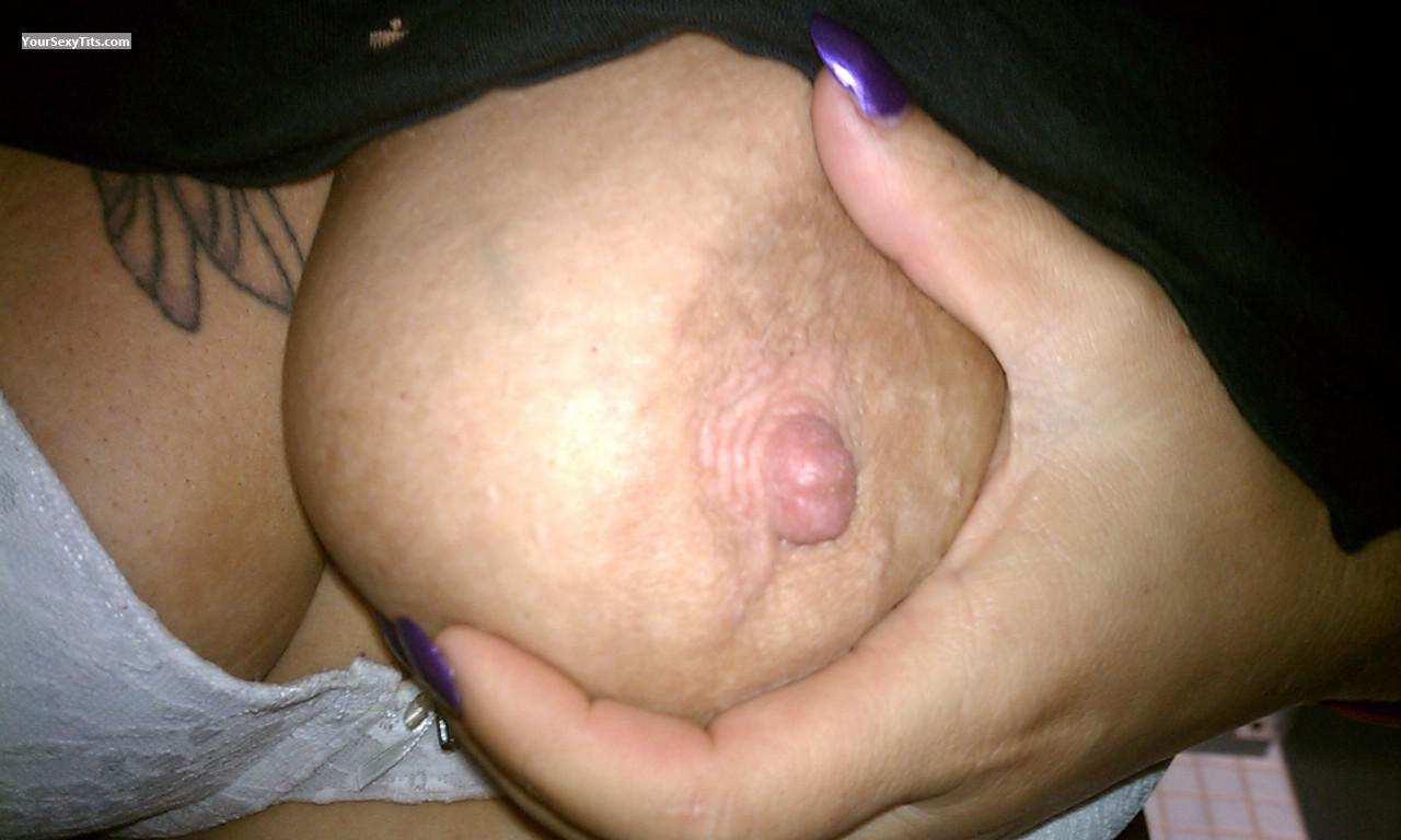 My Very big Tits Selfie by Del