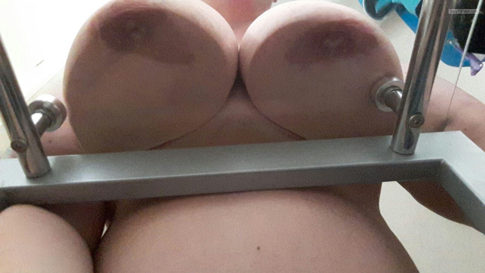 My Very big Tits Selfie by Potterman75
