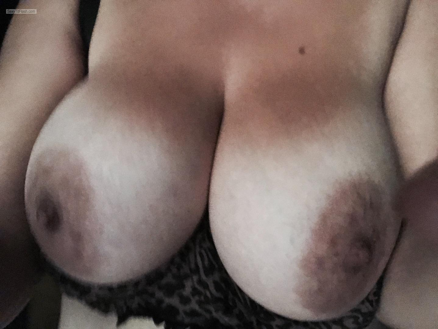 My Very big Tits Selfie by Morning Tits