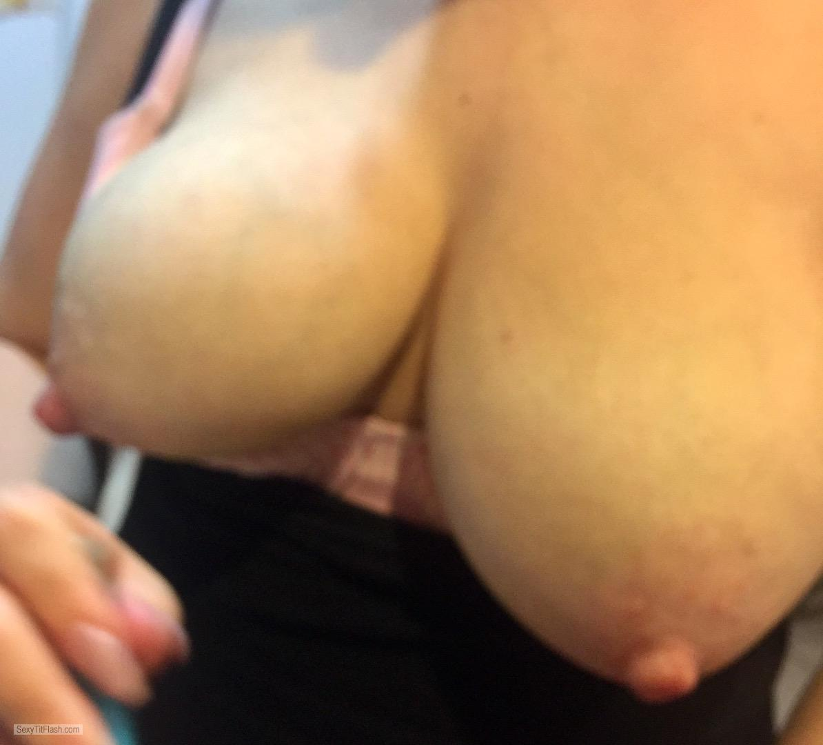 My Very big Tits Ms. DD