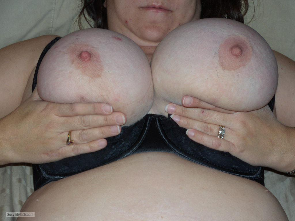 Very big Tits Of My Wife Dana
