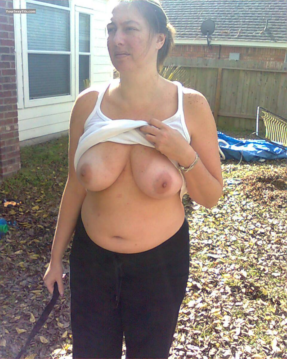 Very big Tits Of My Wife Topless DeerparkTX HRJen