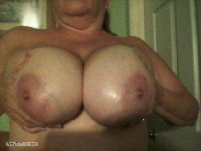 My Very big Tits Selfie by Slut Wife