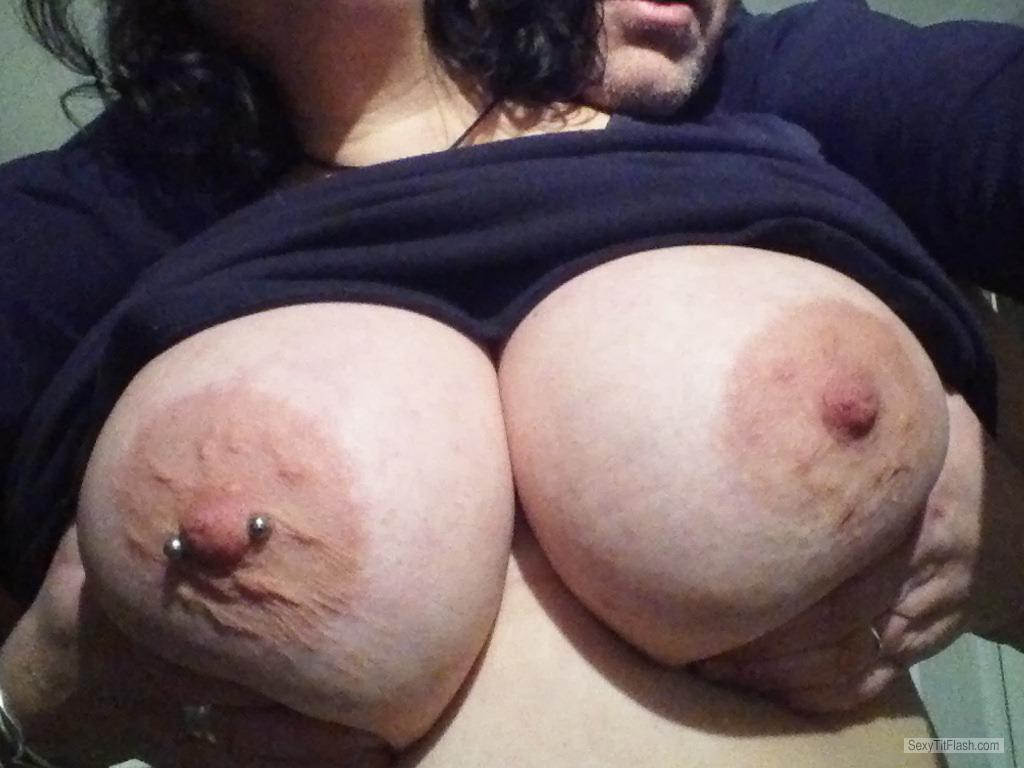 My Very big Tits Topless Many
