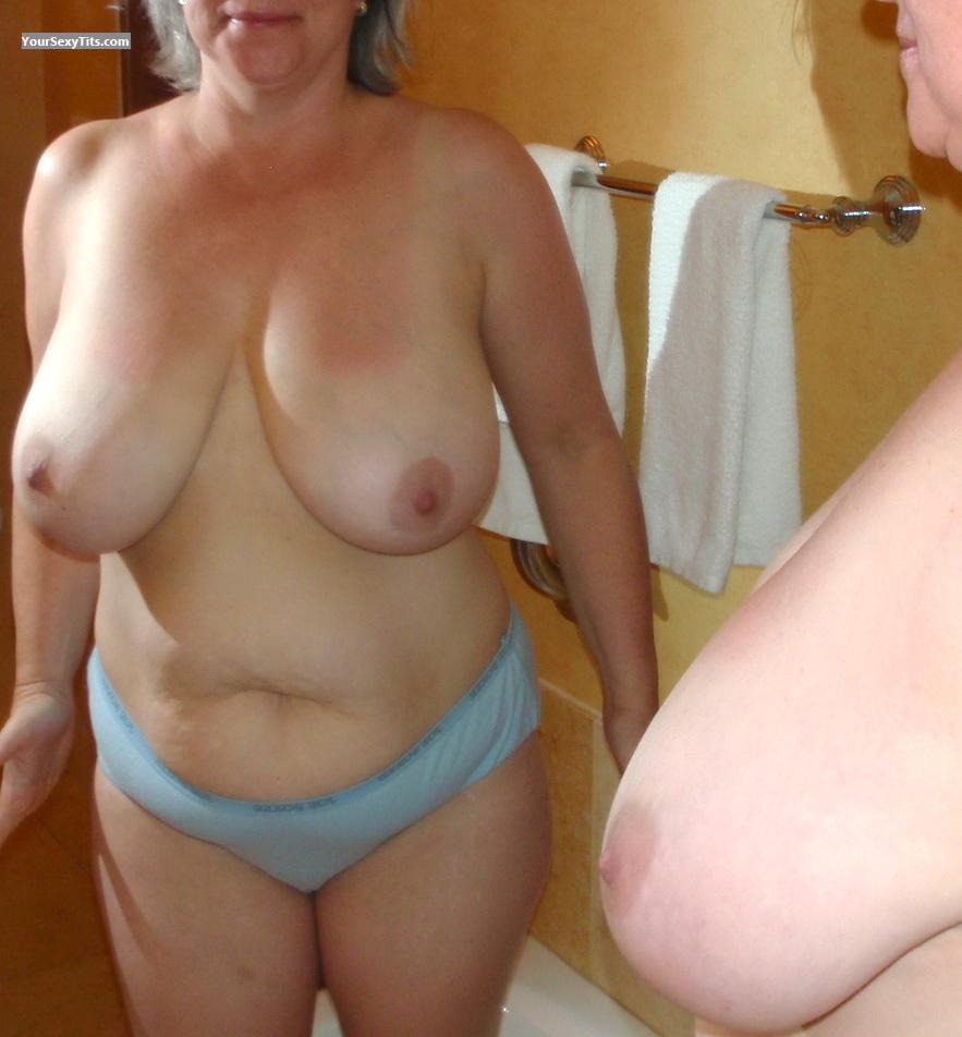 Beautiful rating tits granny