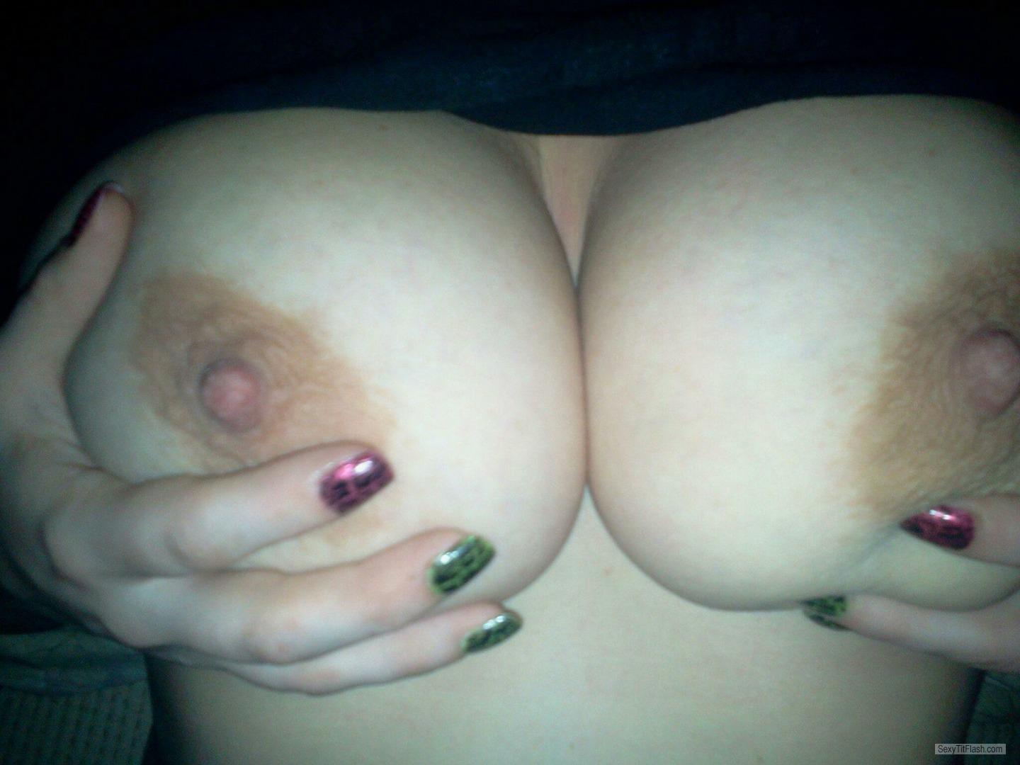 My Very big Tits Lig Ol Bittys