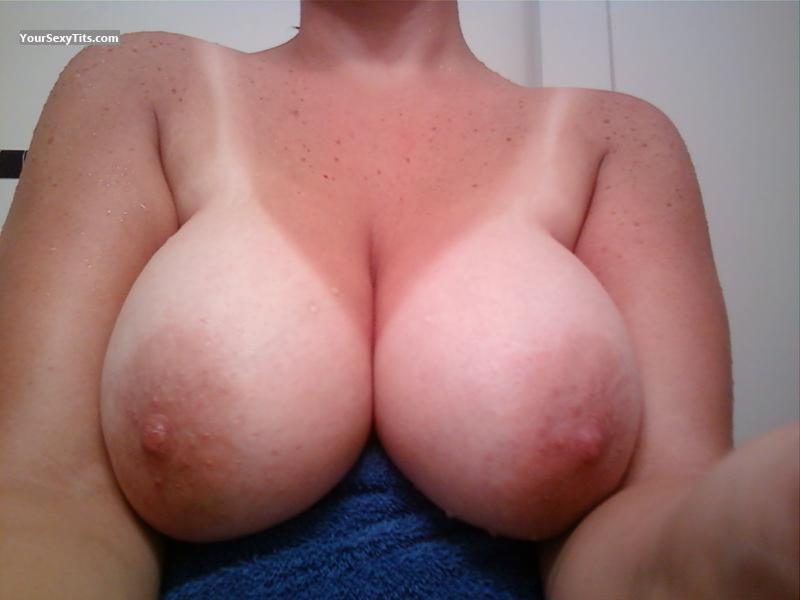 My Very big Tits Selfie by WPWP
