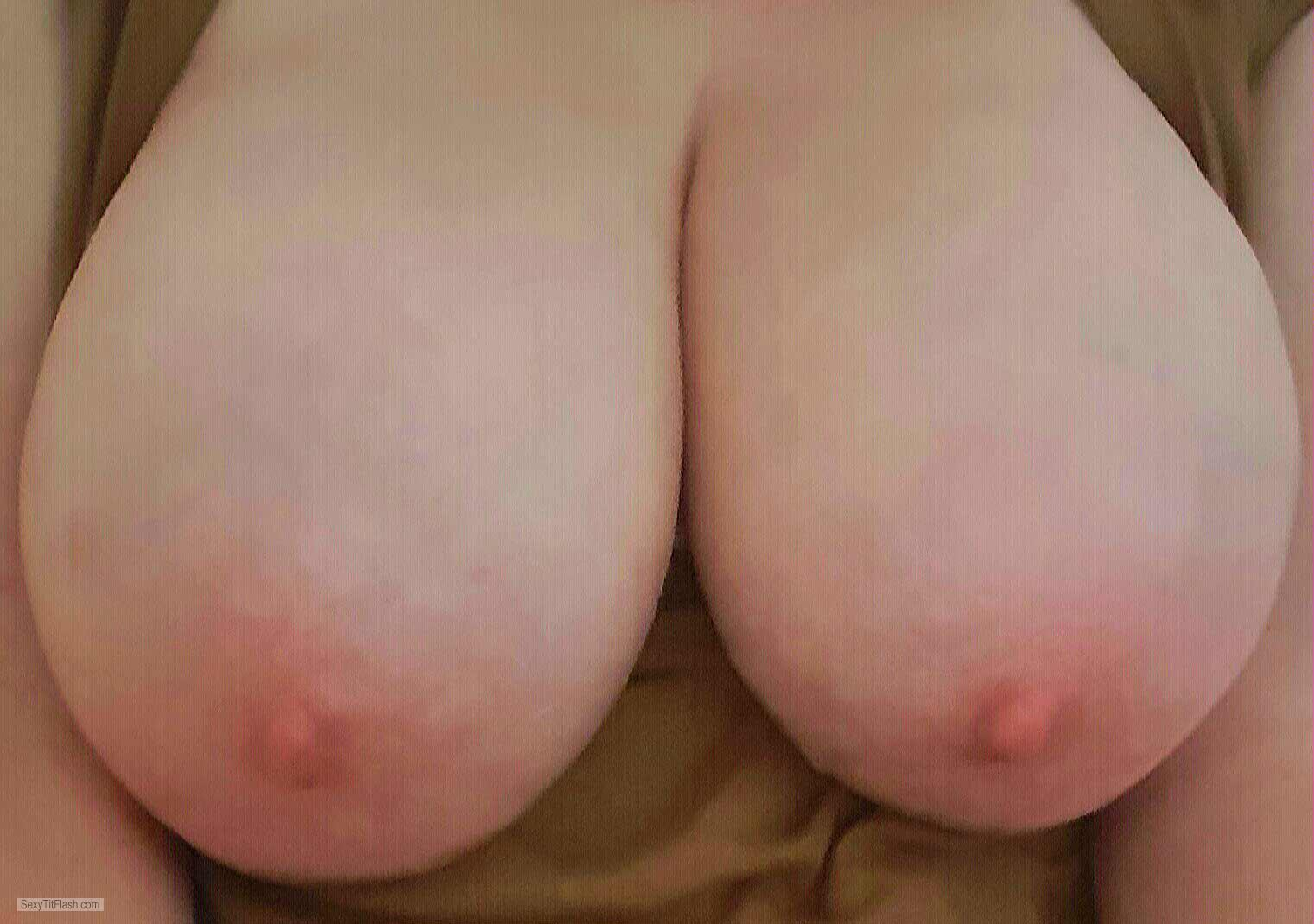 My Very big Tits Selfie by Topleds