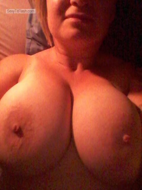 My Very big Tits Selfie by Short And Stacked