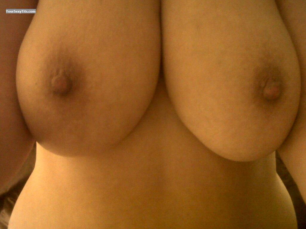 Tit Flash: My Very Big Tits (Selfie) - Raysgirl from United States