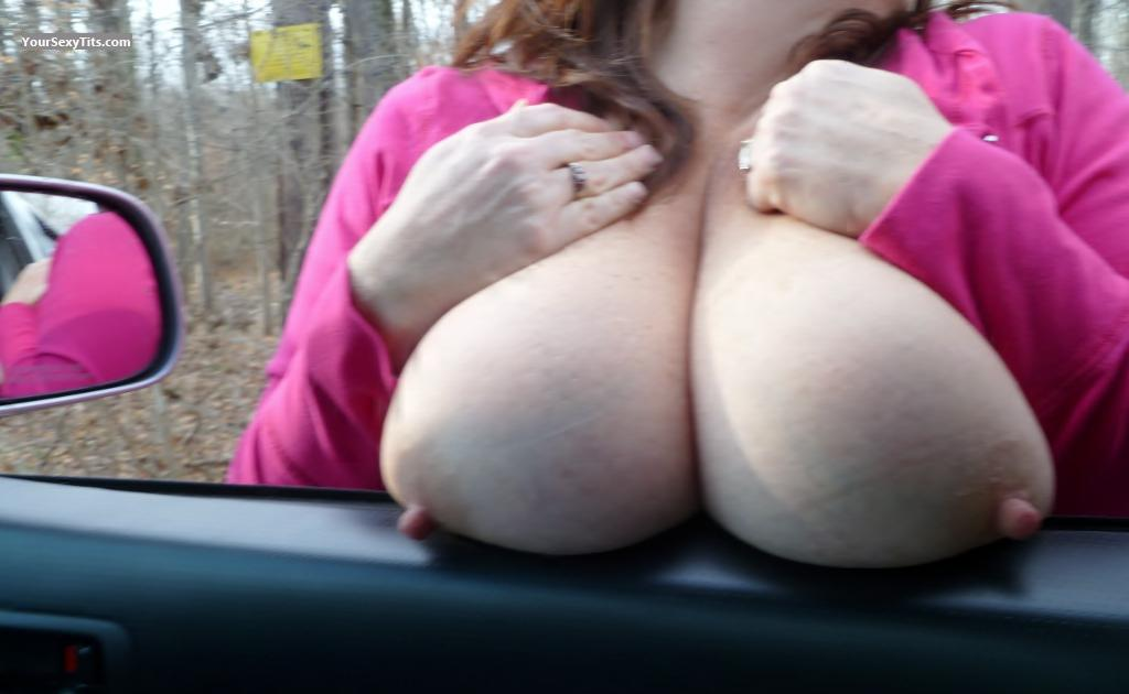 Very big Tits Of My Wife BritsGal