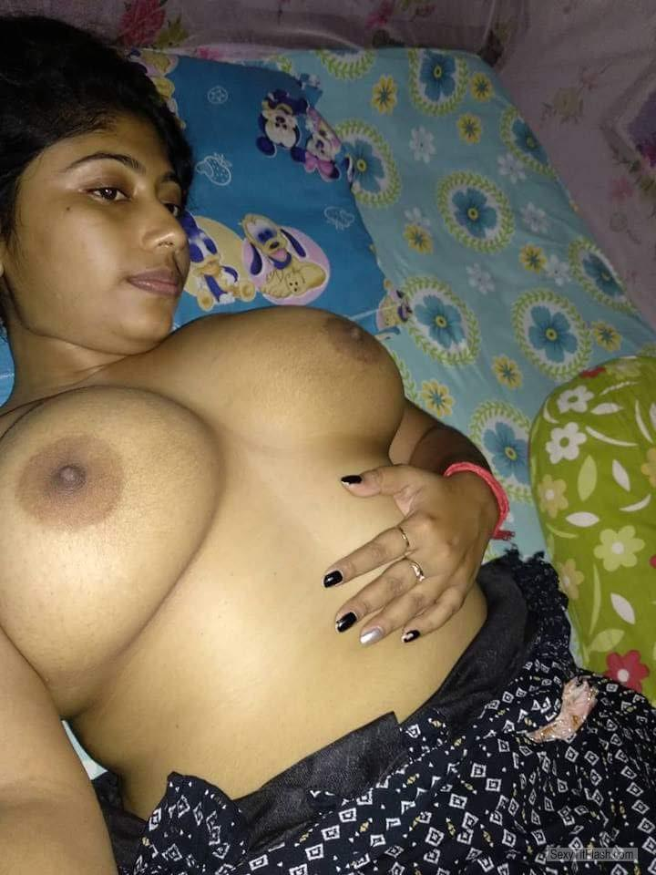 My Very big Tits Topless Selfie by Sumi