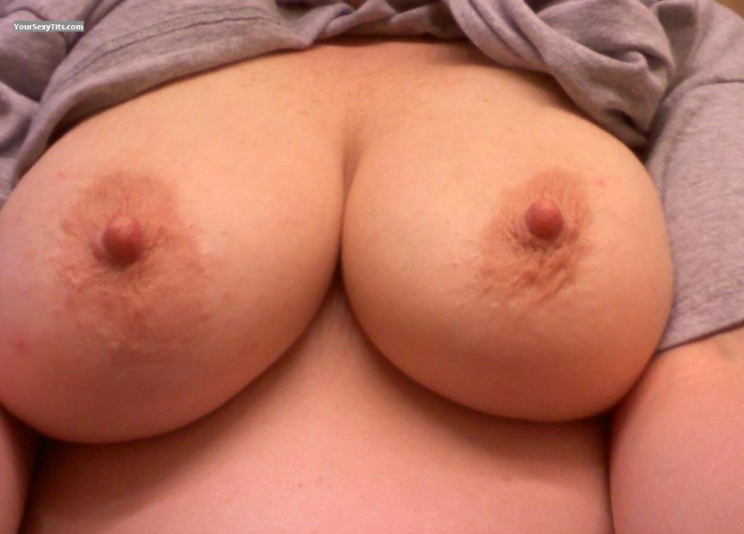 My Very big Tits Selfie by Mrs. V