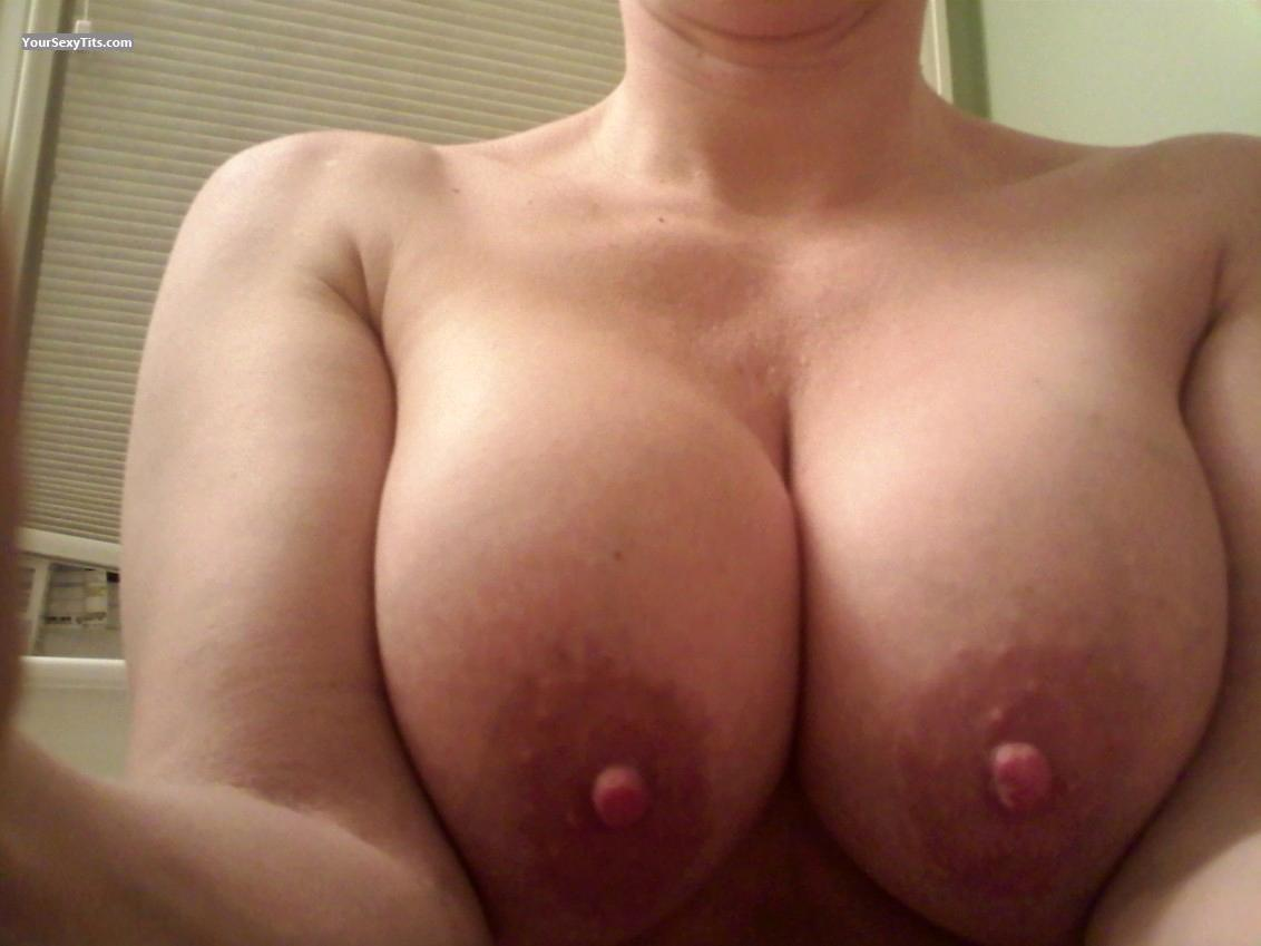 My Very big Tits Selfie by George13