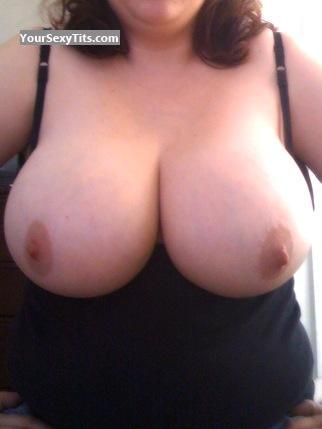 Tit Flash: Very Big Tits - Babydoll from United States