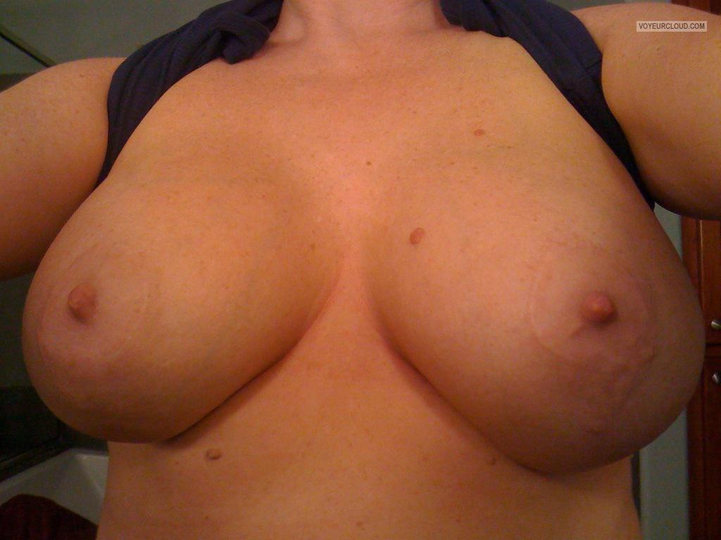 My Very big Tits Selfie by Amy36DD