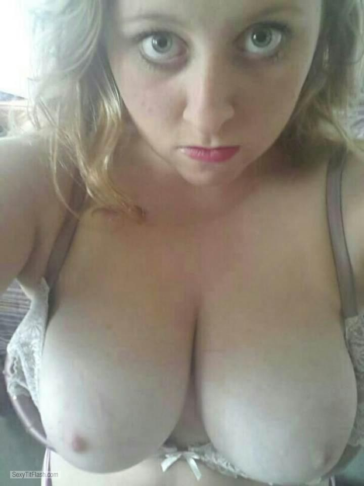Big Tits Of My Room Mate Topless Briony