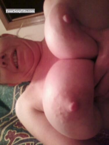 My Very big Tits Selfie by Debbie