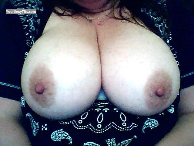 My Very big Tits Selfie by Titstoview