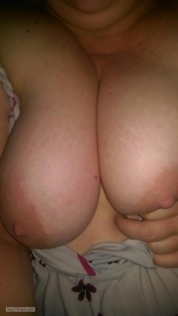 Very big Tits Of My Girlfriend Cathy