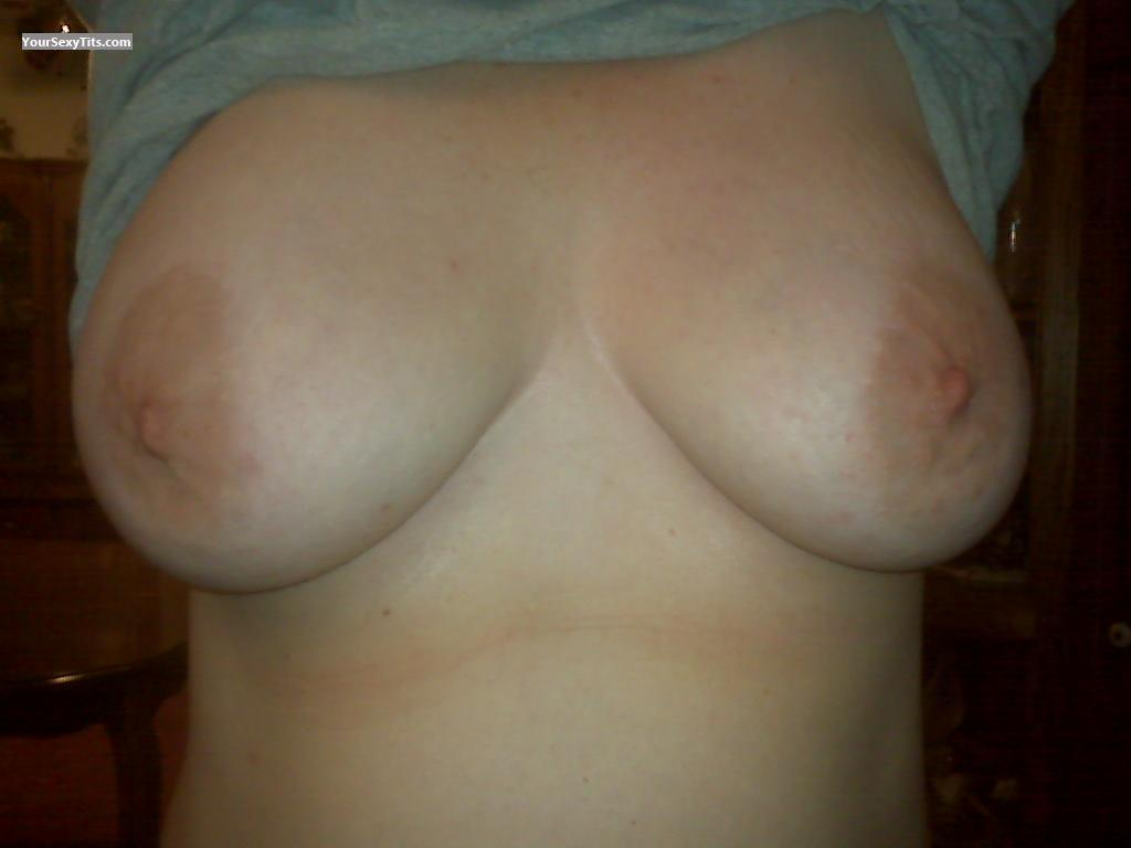 Tit Flash: Very Big Tits - BBLVR10 from United States