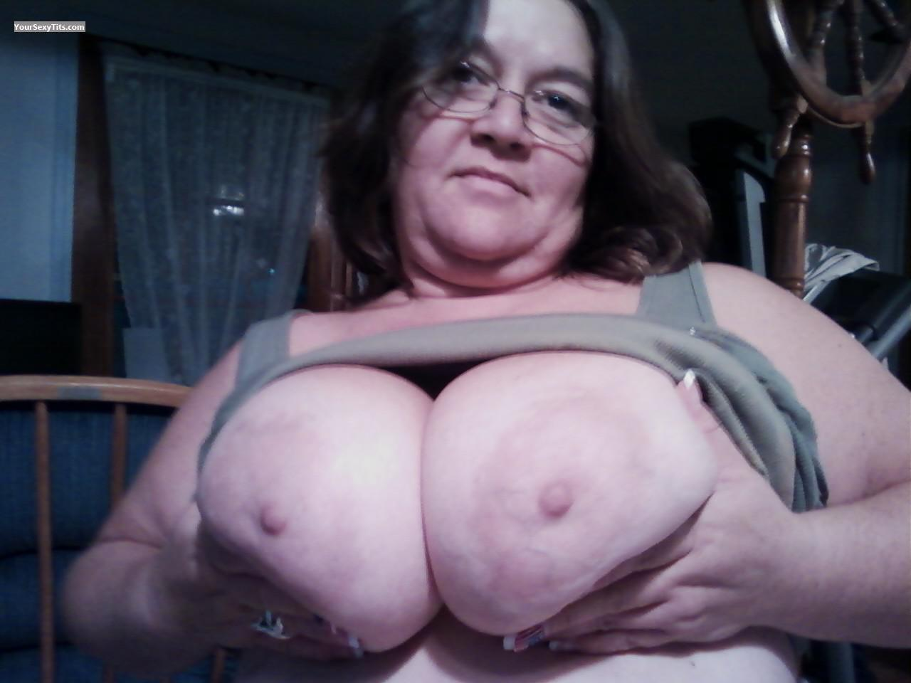 My Very big Tits Topless Funbag Ho