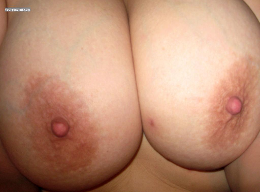 Tit Flash: My Very Big Tits (Selfie) - Juicyallover from United States