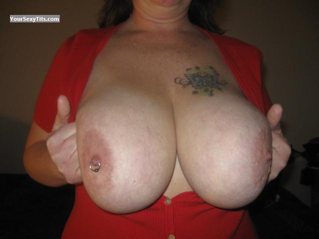 My Very big Tits Selfie by Fiona