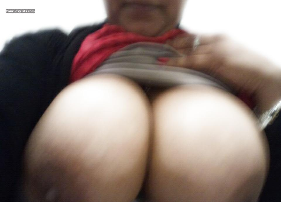 Tit Flash: My Very Big Tits (Selfie) - Princess Persia from India