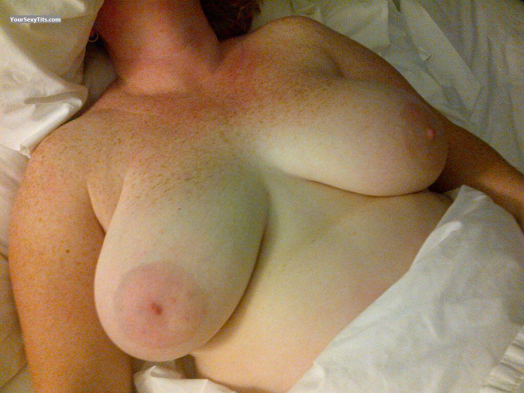Very big Tits Of My Wife Wife's Giant Rack