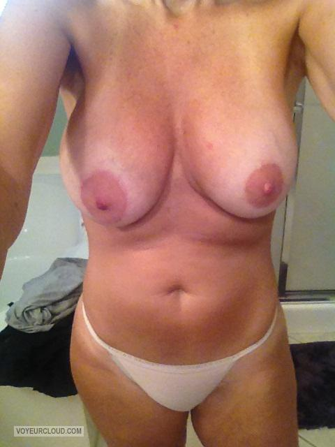 Very big Tits Of My Wife My Beautiful Baby