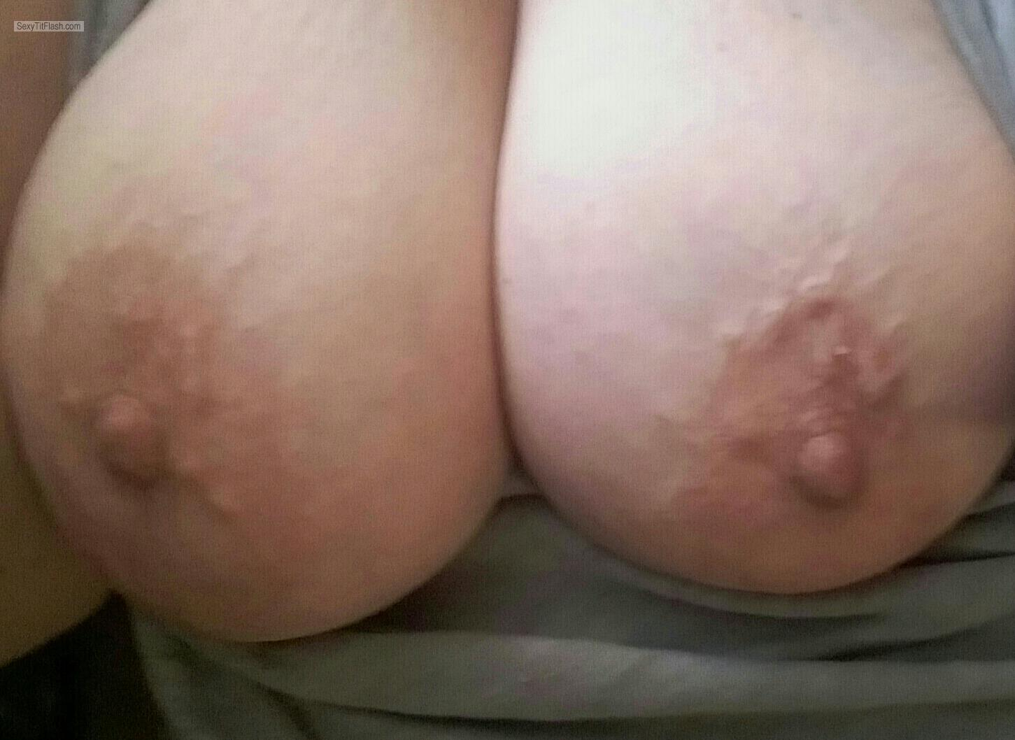 My Very big Tits Selfie by Sharon Lynn