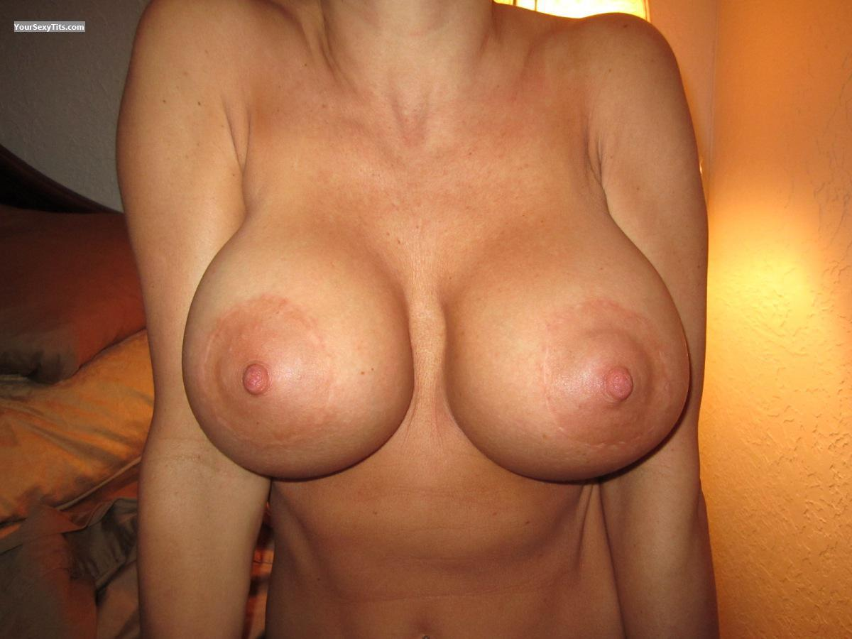 Very big Tits Of My Girlfriend Hot Stuff