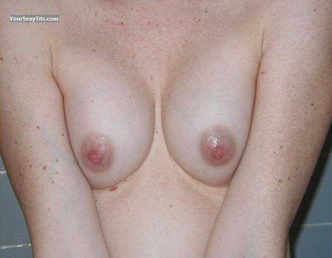 Tit Flash: Very Small Tits - JustMe from United States