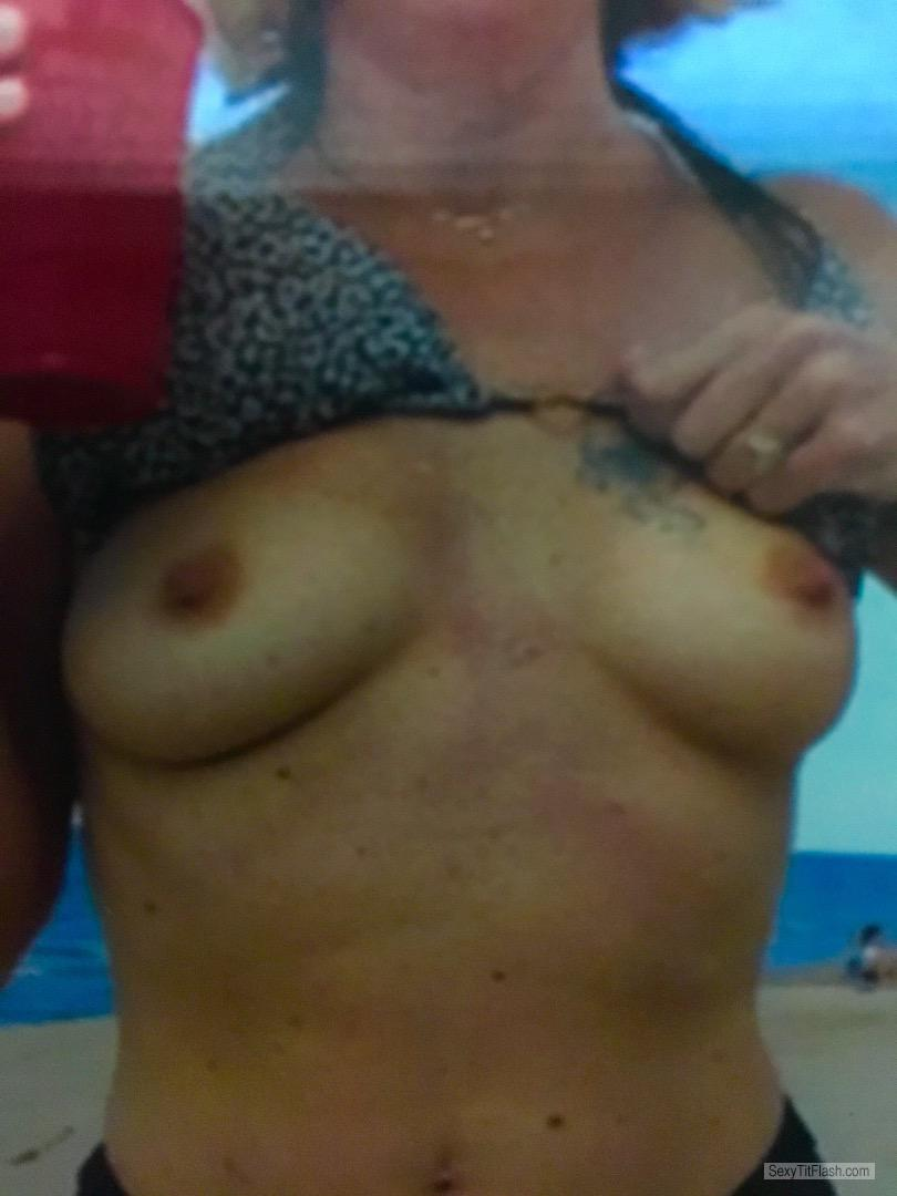 My Very small Tits Pear Tits