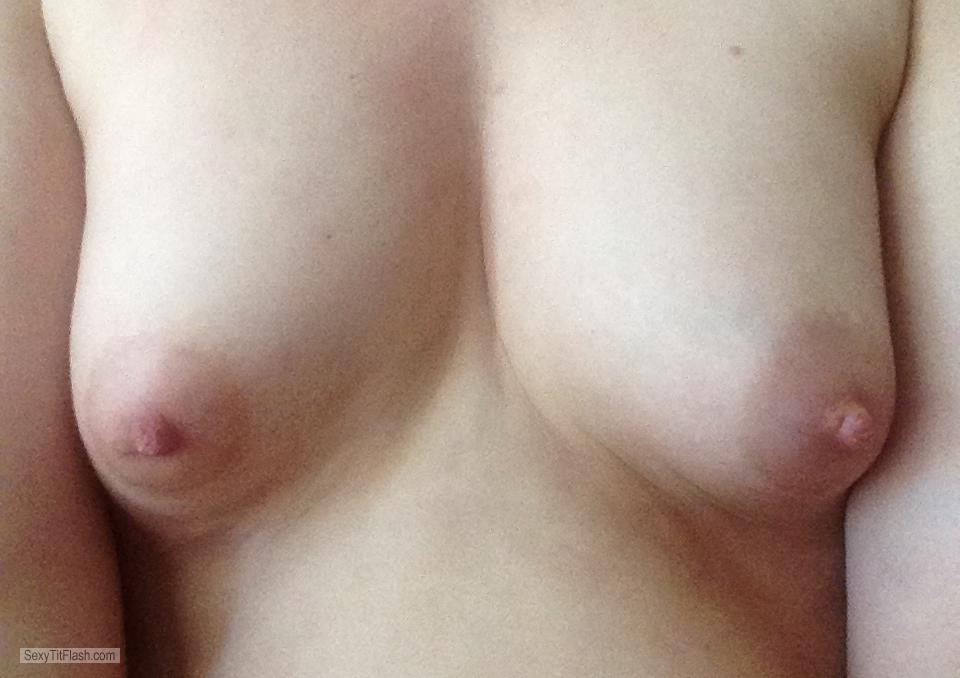 My Very small Tits Selfie by Southernbelle