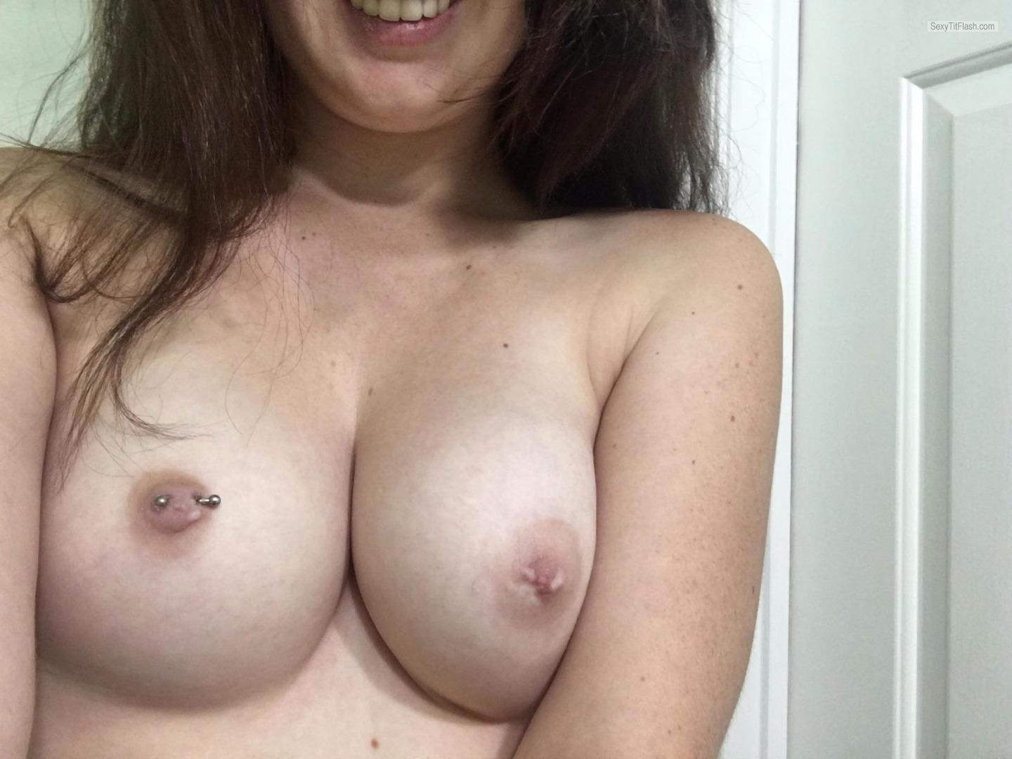 My Very small Tits Topless Alexus Fredo Tits